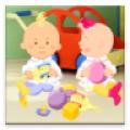 Talking Baby Twins