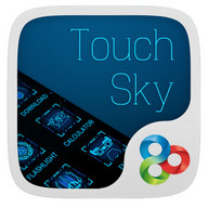 Touch Sky GO Launcher Theme