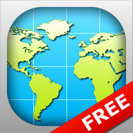 World Map 2018 FREE