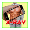 X ray Cloth Scanner Prank