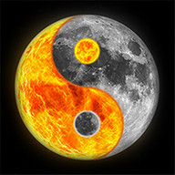 Yin Yang Live Wallpaper 3D