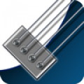 Bass Guitar - Enjoy playing the electric bass with this emulator
