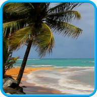 Пляж і море.