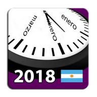 Calendario Feriados y otros Eventos 2018 Argentina