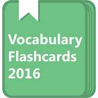 CAT GRE SAT Vocab Flashcards