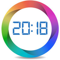 Alarm clock with cyclic alarms and calendar