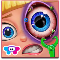 Crazy Eye Clinic - Doctor X