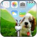 Cute Puppy Zip lock