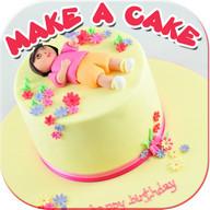 Dora Make Cake Free