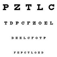 Eye Test Charts