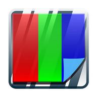 настроить цвет экрана