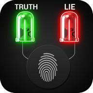 Finger Lie Detector prank App