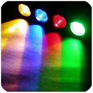 Linterna de colores
