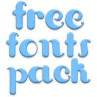 Free Fonts Pack 15