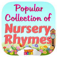 Popular Kids Nursery Rhymes