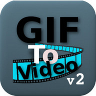 GIF To Video Convert and Share