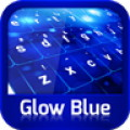 GO Keyboard Glow Blue