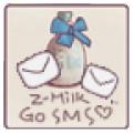 GOSMS ZMilk Theme