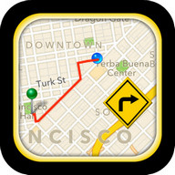 GPS Driving Route - Find the best route to your destination in just a few clicks