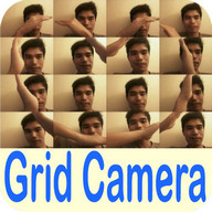 Grid Camera - A photo app for combining multiple pics in one single image