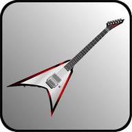 Guitar Heavy Metal - Rock out on an electric guitar no matter where you are