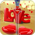 Heart Zipper Lock
