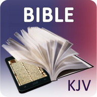 Holy Bible (KJV) - King James' Bible on your smartphone