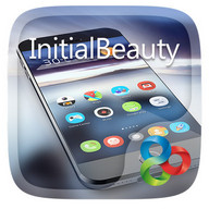 Initial Beauty GO Theme