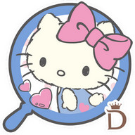 Kawaii Widget Hello Kitty 2