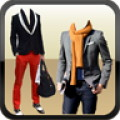 London Men Fashion Photo Suit