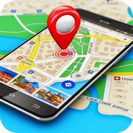地図 : ナビ。 ルート検索 ・ 乗換案内 ・ GPS