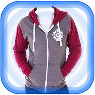 Men Sweatshirt Photo Montage:Sweatshirt Photo Suit