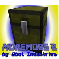 MoreMobs2  (Mcpe 1.0.0 mod)