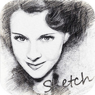 Pencil Sketch Photo