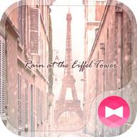 ★免费换装★雨中的埃菲尔铁塔