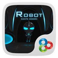 Robot GO Launcher Theme