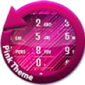 RocketDial Pink Theme