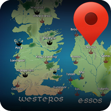 Map For Game Of Thrones Free Android التطبيق Apk Com