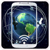 Satellite Internet Prank App