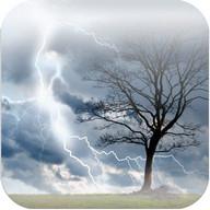 Scary Lightning Sounds