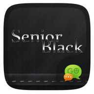 FREE-GO SMS SENIOR BLACK THEME