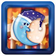 Bulan Tidur Bayi Mainan Musik