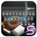 SlideIT Android ICS keyboard skin
