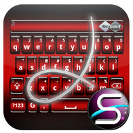 SlideIT Red Ruby Skin