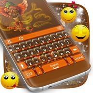 Steampunk Keyboard Theme