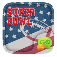 FREE - GO SMS SUPERBOWL THEME
