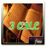 Surah 3 Qul dan Terjemahan