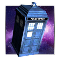 Tardis 3D Live Wallpaper - Keep the TARDIS with you and protect it from meteors