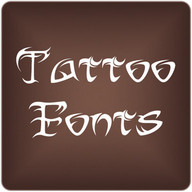 Tattoo Free Font Theme