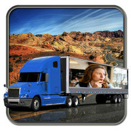 Vehicle Photo Frames